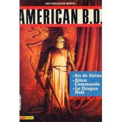 American B.D. - Album n°2 (n°4/5/6)