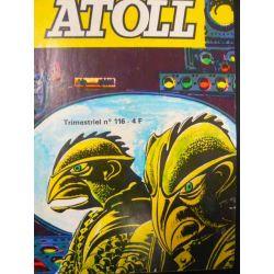 Atoll- Volume N°116