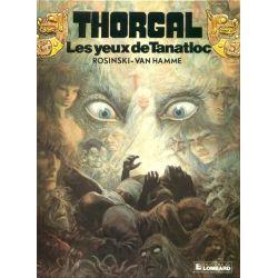 Thorgal - Volume 11 - Les yeux de Tanatloc