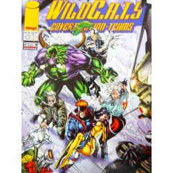 WildC.A.T.S - 1re série - Volume 8 - WildCATS