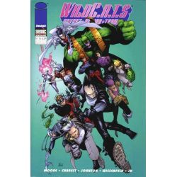 WildC.A.T.S - 1re série - volume 15 - WildCATS