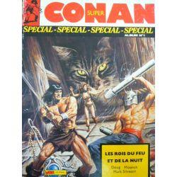 Conan - N°1 - Les rois du feu et de la nuit - Album Super Spécial