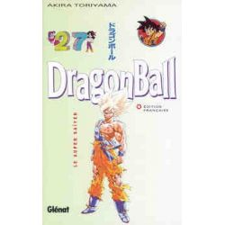 Dragon Ball - Album double - N°27 - Le super Saïyen