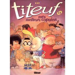 Titeuf - N°11 - Mes meilleurs copains