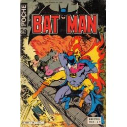 Batman - N°29 - Ma ville est un brasier … - Poche - Sagedition