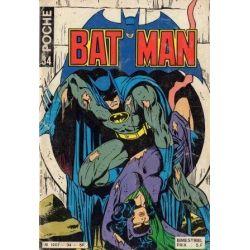 Batman - N°34 - Silhouette féline - Poche - Sagedition