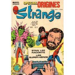 Strange - N°133 bis - Spécial Origines - hors série