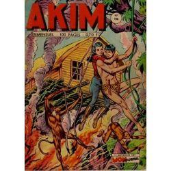 Akim - 1 - N°196 - Le souterrain de la mort