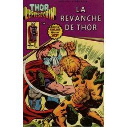 Thor le fils d'Odin - N°5 - La revanche deThor