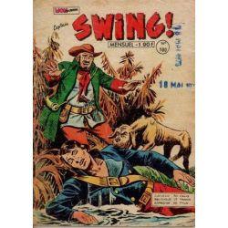 Captain Swing - 1 - N°100 - L'infernal tondu moustachu