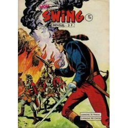 Captain Swing - 1 - N°159 - L'homme en noir