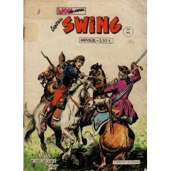 Captain Swing - 1 - N°167 -  Les pattes de mouche