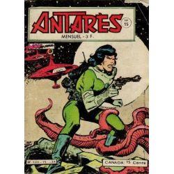 Antarès - N°15 - Le retour de Kondor