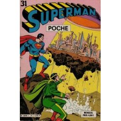 Superman Poche - N°31 - Superman contre Mr Miracle