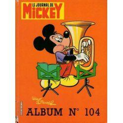 Journal de Mickey - Album - N°104