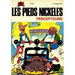 Les pieds nickelés percepteurs - N°75