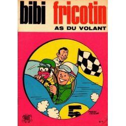 Bibi Fricotin as du volant - N°49