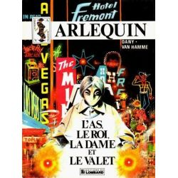 Arlequin - N°2 - L'As, le Roi, la Dame et le Vallet.