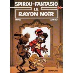 Spirou et Fantasio - N°44 - Le rayon noir