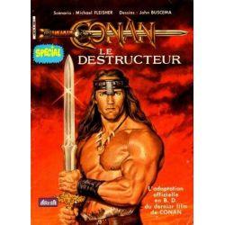Conan Spécial - N°3 - Le destin d'une vierge (Aredit)