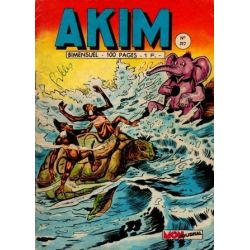Akim - N°217 - Matumbo, l'homme-léopard