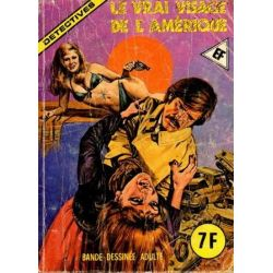 Détectives - N°8 - Le vrai visage de l'Amérique - ElviFrance