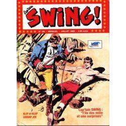 Captain Swing - 2 - N°100 - L'île des mille et une surprises