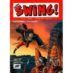 Captain Swing - 2 - N°127 -L'île maudite