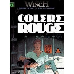 Largo Winch - N°18 - Colère rouge