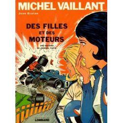 Michel Vaillant 25 - Des filles et des moteurs