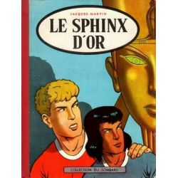 Alix 2 - Le sphinx d'or