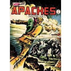 Apaches 83 - La fille du chercheur d'or