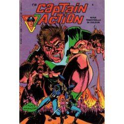 Captain Action 5 - Un esprit en déroute