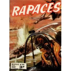 Rapaces 348 - La course sauvage