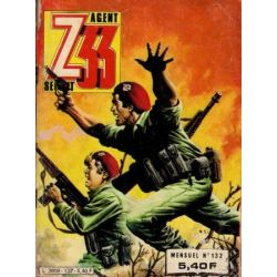 Z 33 Agent secret 132 - L'ombre de Raspoutine