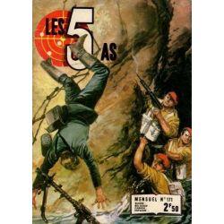 Les 5 As 171 - Les partisans de Sarnaki