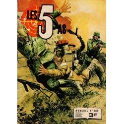 Les 5 As 188 - La base Cachée