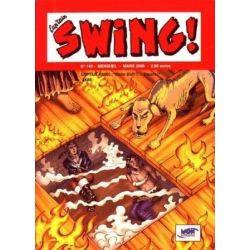 Captain Swing 143 - Mister Bluff … Disparu ! - 2e série