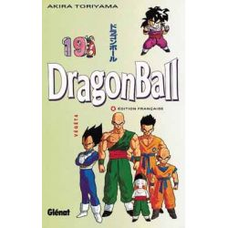 Dragon Ball 19 - Végéta - Album double de 1993 à 2000