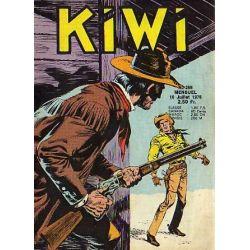 Kiwi 255 - Flying ceetah ! Expédition suicide - Mensuel 1ere série