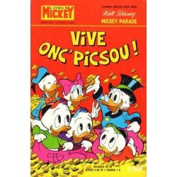 Mickey Parade 1267 bis - Vive Onc' Picsou ! - Hors série hebdomadaire