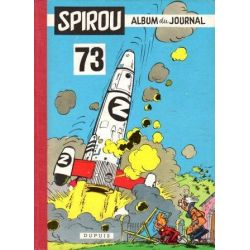 Spirou Recueil 73 - Album du Journal