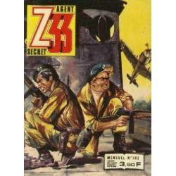 Z33 Agent secret 102 - L'épée de Siegfried