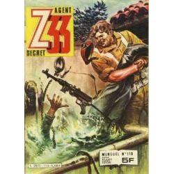Z33 Agent secret 118 - La trompette du 8eme ange