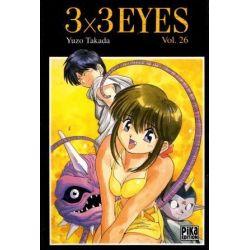 3 x 3 Eyes 26