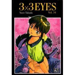 3 x 3 Eyes 34