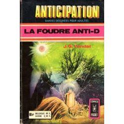 Anticipation Recueil 3072 - La foudre anti-D