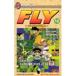 FLY 10 - Le combat entre le père et le fils