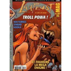 Lanfeust Mag 107 - Le plus du mieux