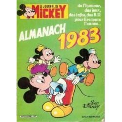 Journal de Mickey - Almanach 1983